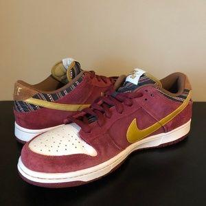 Mens Nike Dunk Low Sb Anchorman Ron